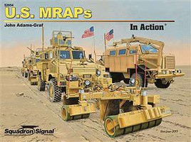 Squadron US MRAPS in Action HC