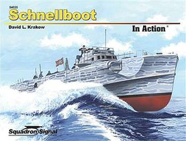 Squadron SCHNELLBOOT in Action HC