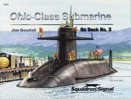 Squadron Ohio Class SSBN On Deck Authentic Scale Model Boat Book #5603