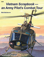 Squadron An Army Pilot's Combat Tour Authentic Scale Model Boat Book #6098
