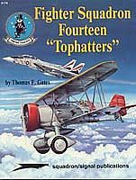 Squadron Fighter Squadron14 Authentic Scale Model Airplane Book #6173