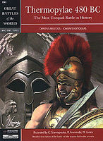 Squadron Thermopylae 480 BC Military History Book #7001
