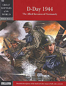 Squadron/Signal Publications D-Day 1944 -- Military History Book -- #7008