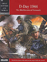 Squadron D-Day 1944 Military History Book #7008