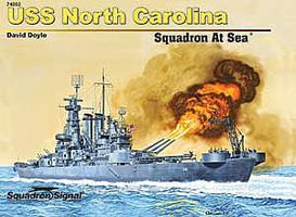 Squadron USS NORTH CAROLINA HardCvr
