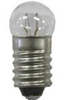 Stevens 14v Clear Screw Base Standard Bulb for Lionel (2/cd)