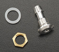 Sullivan Aluminum Nipple Fitting