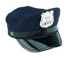 Stevens-Hats Police Junior Size Cap