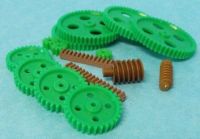 Stevens Motors Assorted Large Plastic Motor Gears (16pcs)