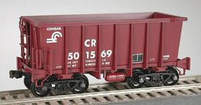 Stewart Pennsylvania Class G39B 70-Ton Ore Car - Kit Conrail w/Friction Trucks - HO-Scale