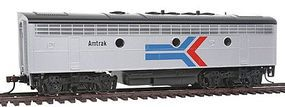 Stewart F7B Ph1 NonPwr Early AMTK - HO-Scale