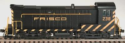 Stewart Hobbies Bldwn DS4-4-1000 SLSF#238 - HO-Scale