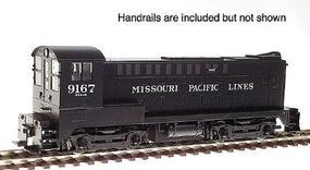Stewart Dsl DS-4-4-1000 MP #2 blk - HO-Scale