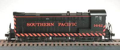 Stewart Hobbies Diesel S-12 Ph I SP #1 - HO-Scale