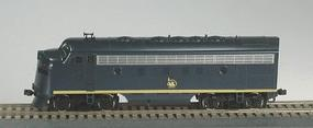 Stewart F7A Ph I Erly A Non CNJ - HO-Scale