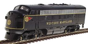 Stewart F7 PhI Erly A Only WM Fbl - HO-Scale