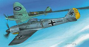 Sword Focke Wulf Fw190A1 Fighter (D) Plastic Model Airplane Kit 1/72 Scale #72009