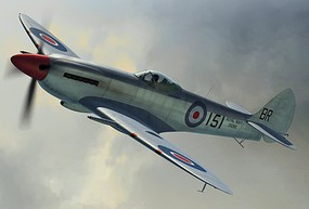 Sword 1/72 Seafire XVII RAF Fighter (2 Kits)