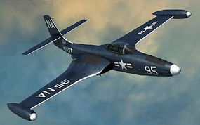 Sword F2H2N Banshee Night Fighter Plastic Model Airplane Kit 1/72 Scale #72092