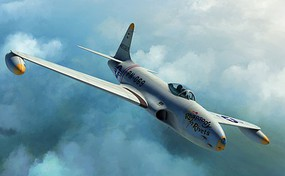 Sword P80A/B USAF Fighter Plastic Model Airplane Kit 1/72 Scale #72106