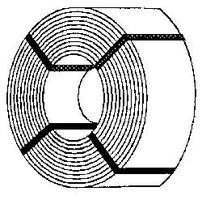 Stewart Coiled steel           6/ N-Scale (6)