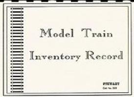 Stewart Model train invent record