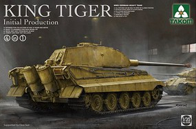 Takom King Tiger In Prod 4n1 1-35