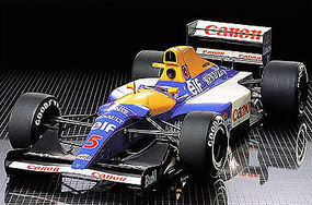 Williams FW14B Renault Plastic Model Formula 1 Car 1/12 Scale #12029