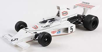 Tamiya 1974 McLaren M23 w/Photo Etched Parts -- Plastic Model Car Kit -- 1/12 Scale -- #12045