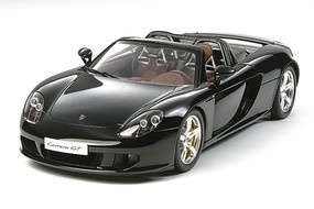 Porsche Carrera GT Plastic Model Sports Car 1/12 Scale #12050