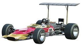 Tamiya Team Lotus Type 49B 1968 Plastic Model Car Kit 1/12 Scale #12053