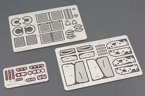 Tamiya McLaren M23 1976 Photo Etch Detail Parts Plastic Model Vehicle Decal Kit 1/20 Scale #12640
