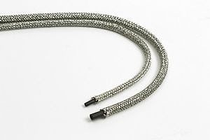 Tamiya Braided Hose Outer Diameter 2.6mm Plastic Model Vehicle Accessory 1/24 Scale #12663