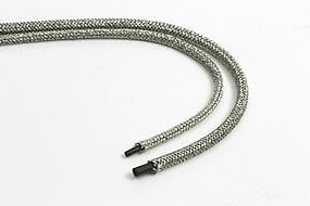 Tamiya Braided Hose Outer Diameter 2.6mm Plastic Model Motorcycle Kit 1/24 Scale #12663