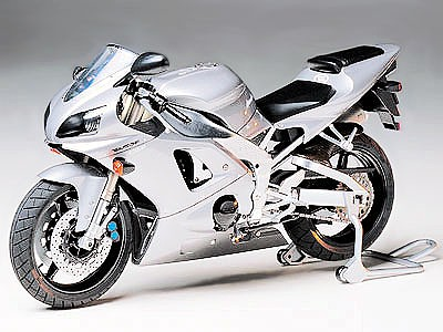 Tamiya Yamaha YZF-R1 Taira Bike -- Plastic Model Motorcycle Kit -- 1/12 Scale -- #14074