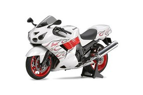 Tamiya Kawasaki Ninja ZX14 Special Color Edition Plastic Model Motorcycle Kit 1/12 Scale #14112