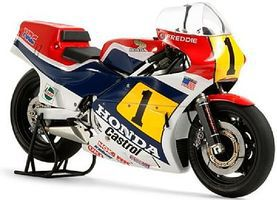Tamiya Honda NS500 1984 Bike Plastic Model Motorcycle Kit 1/12 Scale #14125