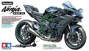 Tamiya Kawasaki Ninja H2R Plastic Model Motorcycle Kit 1/12 Scale #14131