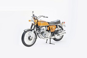 Tamiya Honda CB750 Four Plastic Model Motorcycle Kit 1/6 Scale #16001