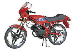 Tamiya Honda MB50Z Bike Re-Release Plastic Model Motorcycle Kit 1/6 Scale #16014
