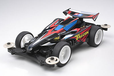 Tamiya JR Neo Falcon -- Mini 4wd Car -- #18617