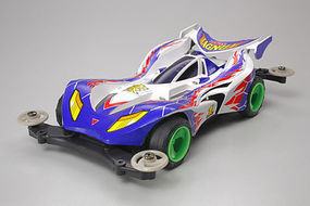 Tamiya Mini 4WD Pro Magnum Tentative 07 Mini 4wd Car #18621