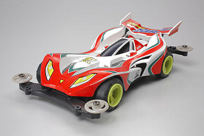 Tamiya Mini 4WD Pro Sonic Tentative '07 -- Mini 4wd Car -- #18622