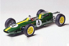 Tamiya Lotus 25 Coventry Climax Formula Racecar Open Wheel Plastic Model Car Kit 1/20 Scale #20044