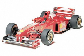 Tamiya Ferrari F310B Formula Racecar Open Wheel F1 GP Plastic Model Car 1/20 Scale #20045