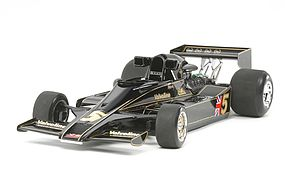 Tamiya Team Lotus Type 78 1977 w/Photo Etch Parts F1 GP Plastic Model Car Kit 1/20 Scale #20065