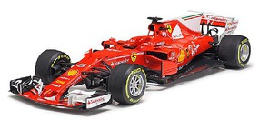 Tamiya 1/20 Ferrari SF70H F1 Race Car (New Tool)