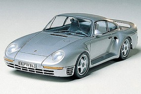 Tamiya Porsche 959 Coupe Sportscar Plastic Model Car Kit 1/24 Scale #24065
