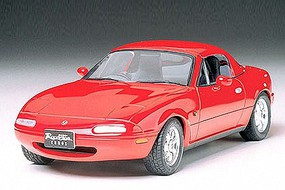 Tamiya Mazda Eunos Roadster Coupe Sportscar Plastic Model Car Kit 1/24 Scale #24085