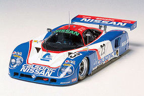 Tamiya Nissan R89C Racecar GP Plastic Model Car Kit 1/24 Scale #24093